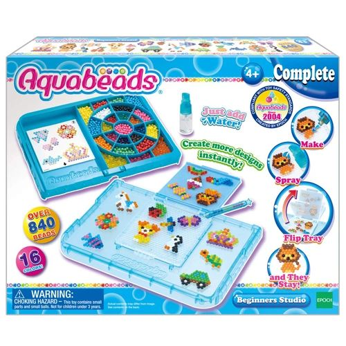 Aquabeads Beginners Studio