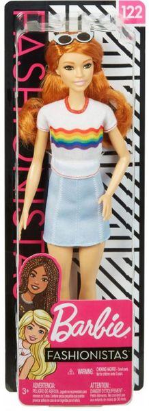 Barbie Fashionistas doll 122
