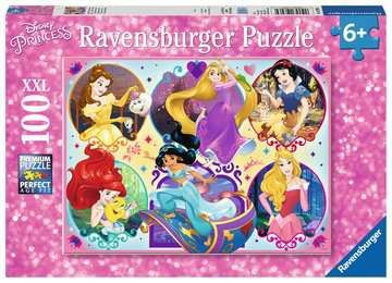 Disney Princess Collection 2 XXL100 Children's Puzzles