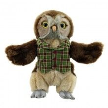 Owl - Dressed Animals