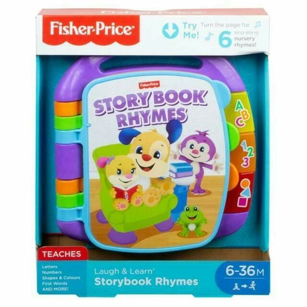Fisher-Price Storybook Rhymes