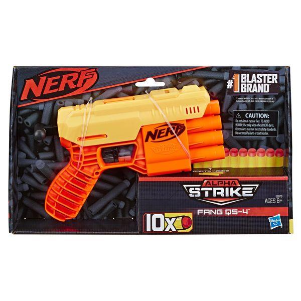 Fang QS-4 Nerf Alpha Strike Toy Blaster