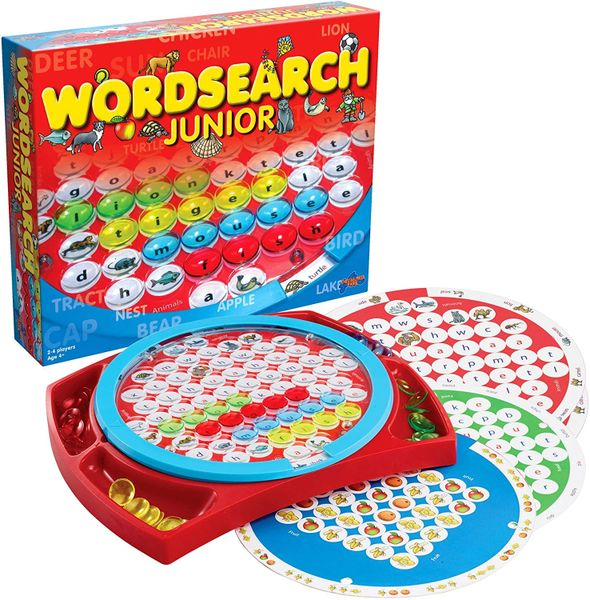 DRUMMOND PARK JUNIOR WORDSEARCH