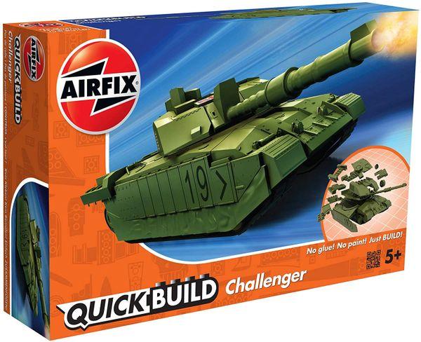AIRFIX QUICK BUILD ...CHALLENGER TANK