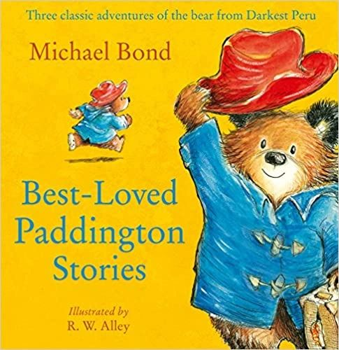Best Loved.... PADDINGTON BEAR Stories by Micheal Bond
