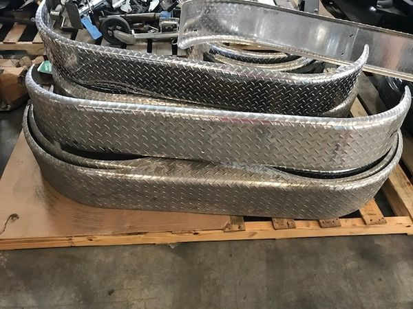 Diamond Plate Fenders