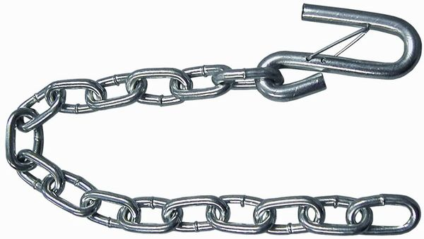 """5,000LB Safety Chain (49"""")"""
