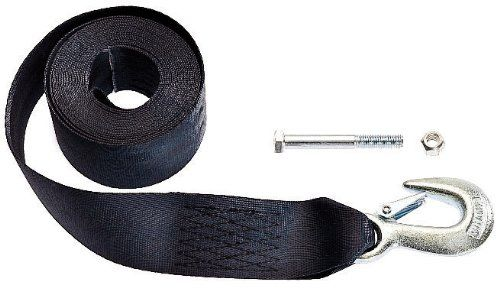 Replacement winch strap