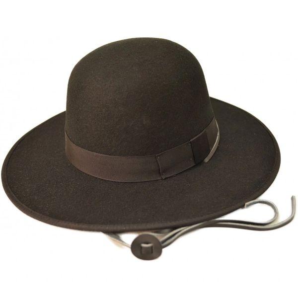 Vervormbare wolvilt/Felt Tiller Hat