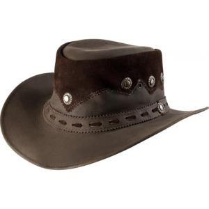 Leren Cowboy Hoed Randol's - 3 uitvoeringen