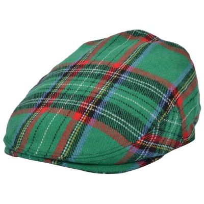 Original Scottisch Flat cap Green