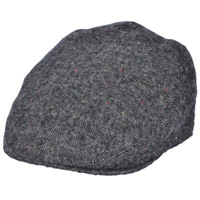 Old English Flat cap grey salt and peppa