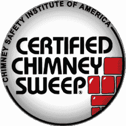 A photo Of The Certified Chimney Sweep Logo. Anything Chimney - Manchester NH is Certified.