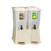 Non-Insulated Twin Beverage Dispenser