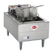 Single Countertop Electric Fryer