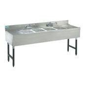 Underbar Work Board Sink