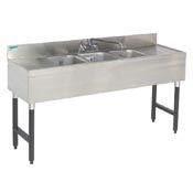 Underbar Work Board Sink Unit