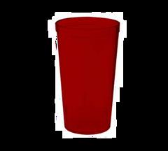12 Oz Plastic Tumblers (Red)
