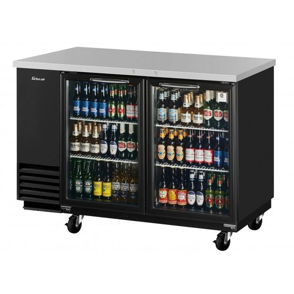 Refrigerated Underbar Back Bar Star Food Service