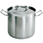 16 Qt. Stainless Steel Stock Pot
