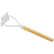 "24"" Square Potato Masher"