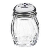 Glass Swirl Shaker
