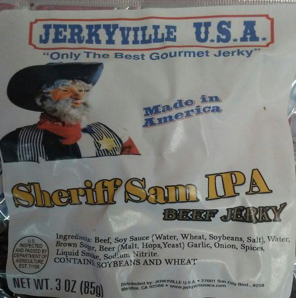 Sheriff Sam IPA