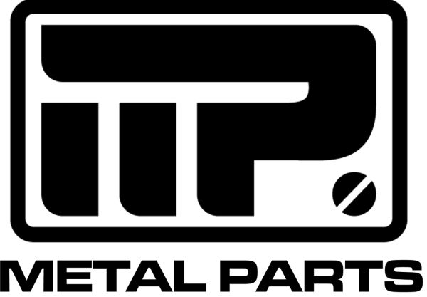 "Metal Parts Decal 4.5"" x 3.25"""