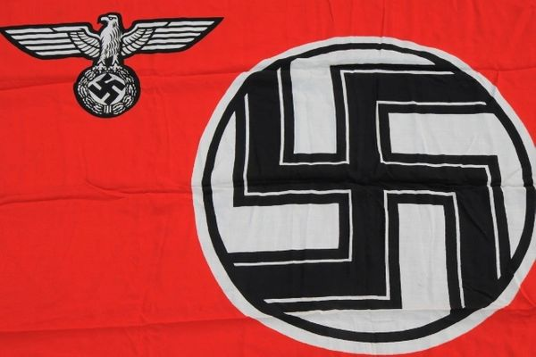 WWII German State Flag | WW2 German Militaria Collectibles