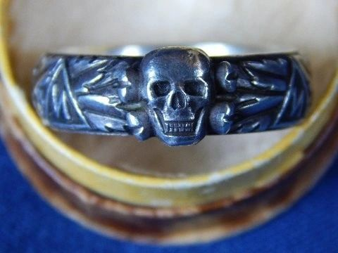 WW2 German SS Honor Ring | WW2 German Militaria Collectibles