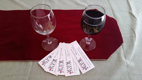 2020 Grapehound Wine Tour® Registration (must be 21) July 21-26