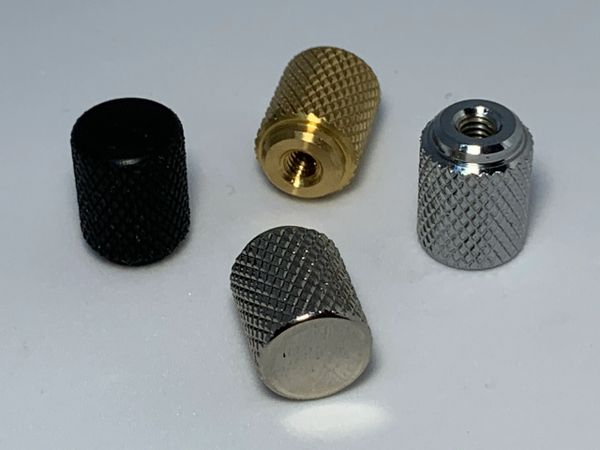 Grainger Toggle Switch Tip - Diamond Knurled