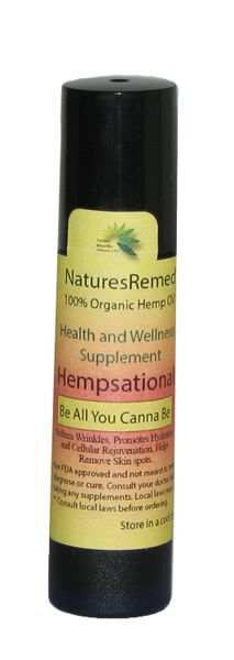 Hempsational Roll-on CBD oil 10mg