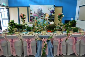 Mad Hatter's Tea Party by Pop the Balloon! Children's Parties & Events