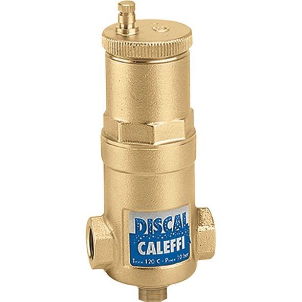 Caleffi 551 Discal Air Separators