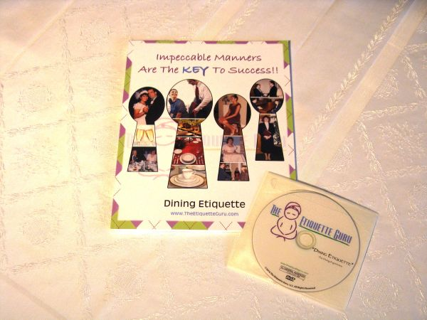 Dining Etiquette DVD Course