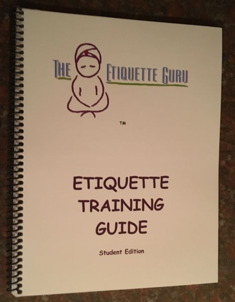 Etiquette 101 Training Guide