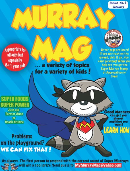 Murray Mag Issue 1