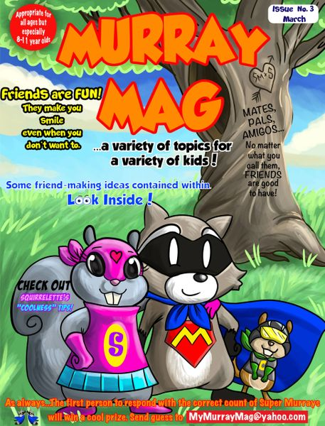 Murray Mag Issue 3