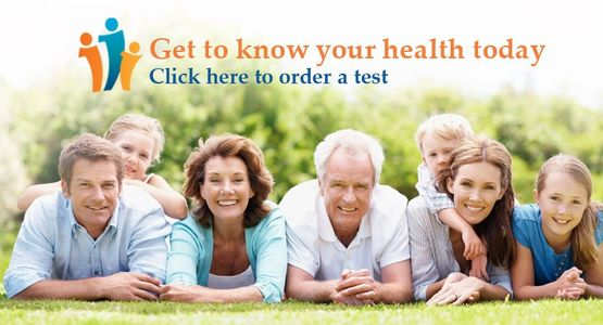Get to know your health by monitoring your lab tests.