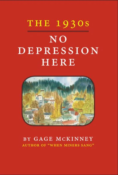THE 1930S: NO DEPRESSION HERE by Gage McKinney