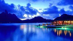 82 Bora Bora Small Spray