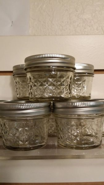 Quilted Jars