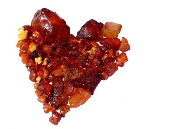 104 Amber Dram Oil