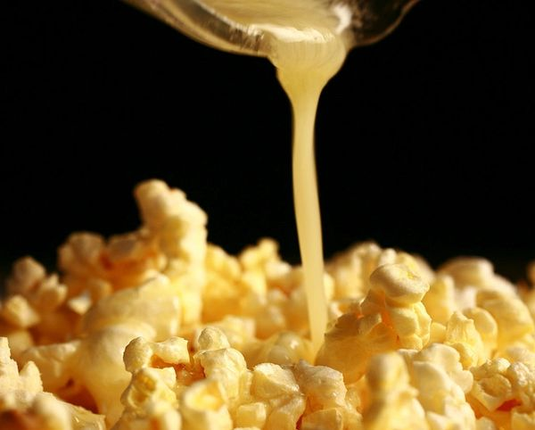 119 Buttered Popcorn Incense Cone
