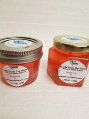 21 Raspberry Gel Candle