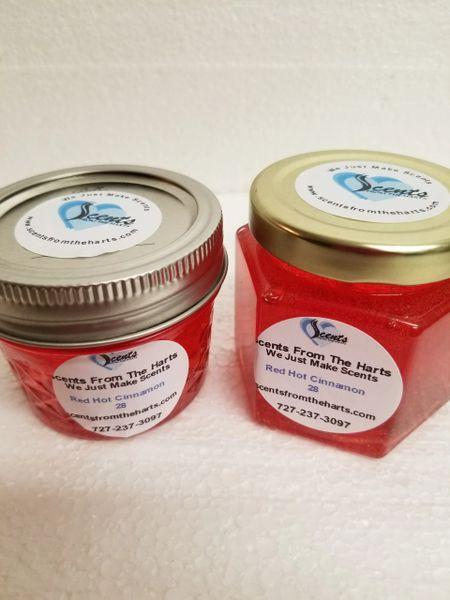 R28 Red Hot Cinnamon Gel Candle