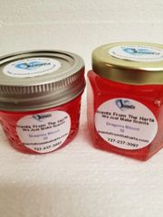 32 Dragons Blood Gel Candle
