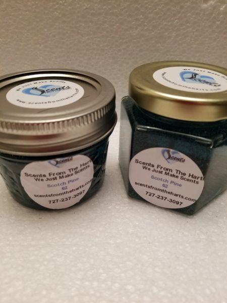 R62 Scotch Pine Gel Candle