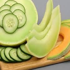 29 Cucumber Melon Large Scented Gel